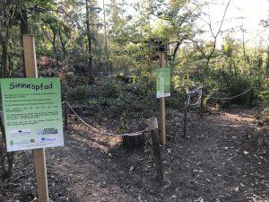 Tierpark Sommerhausen - Sinnespfad