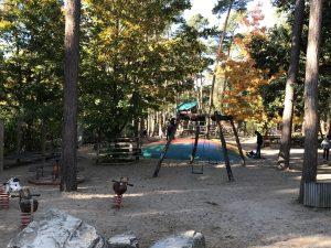 Tierpark Sommerhausen - Spielplatz