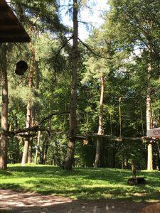 Jugendparcours Kletterwald Schweinfurt