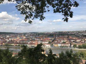 Ausblick Festung Marienberg