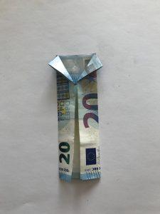 Geldschein Hemd