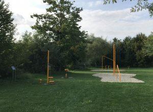 Gartenschaugelände Kitzingen - Trimmdich Parcours