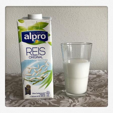 Reismilch