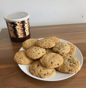 Schoko Cookies - Dose