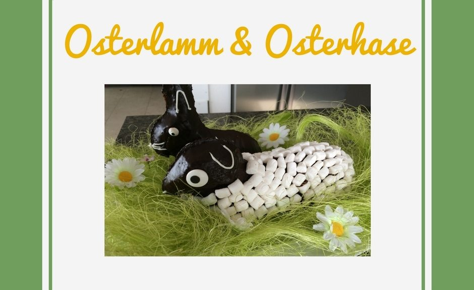 Osterlamm & Osterhase