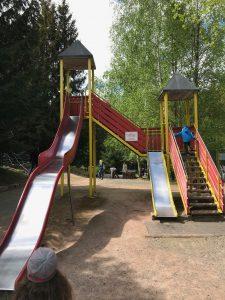 Märchenwald Sambachshof - Spielplatz