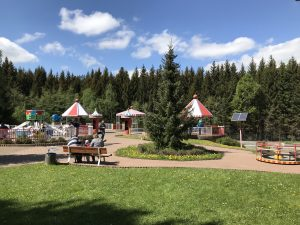 Märchenwald Sambachshof - Karussells