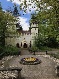 Märchenwald Sambachshof - Schloss