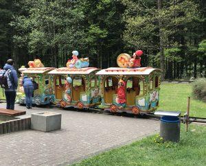 Märchenwald Sambachshof - Zirkuseisenbahn