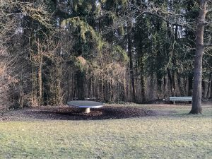 Spielplatz Frankenwarte - Drehscheibe