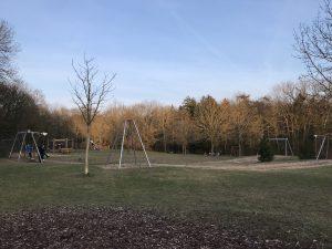 Spielplatz Frankenwarte - Seilbahnen