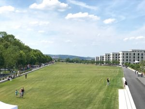LGS 2018 - ehemalige Start-:Landebahn