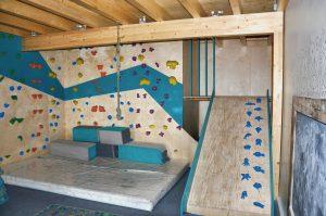 Rock-Inn Kinderbereich