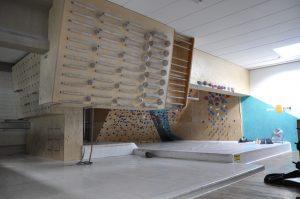 Rock-Inn - Trainingsbereich