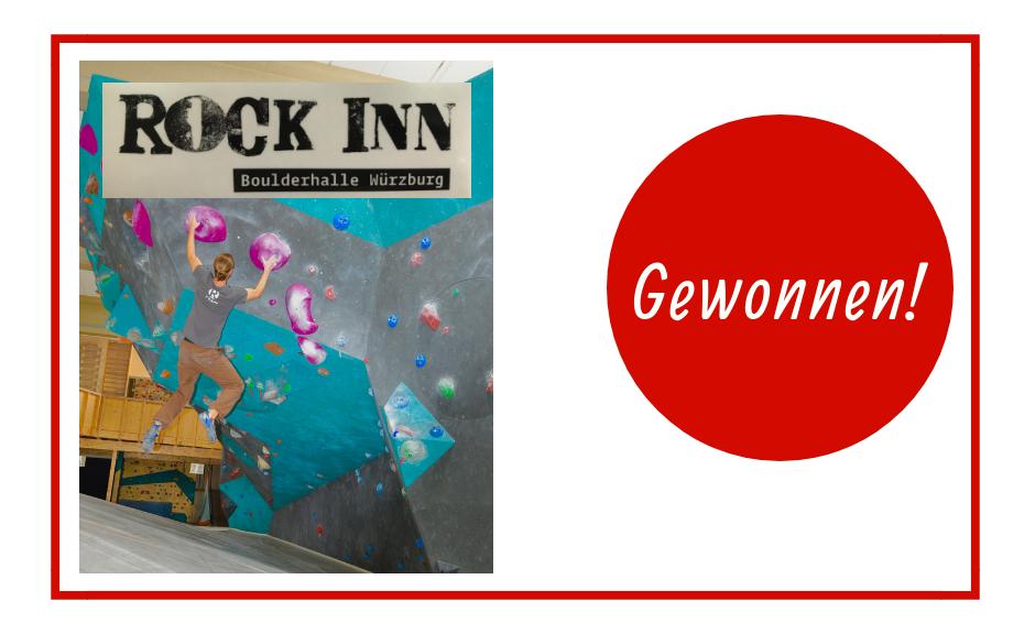 Gewinnspiel Rock-Inn