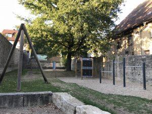 Spielplatz Frickenhausen