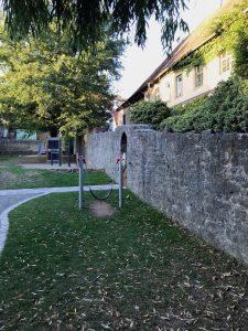Spielplatz Frickenhausen - Teilansicht