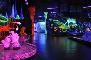 Schwarzlichtfabrik - 3D Minigolf 3