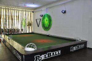 Schwarzlichtfabrik - Pool Ball