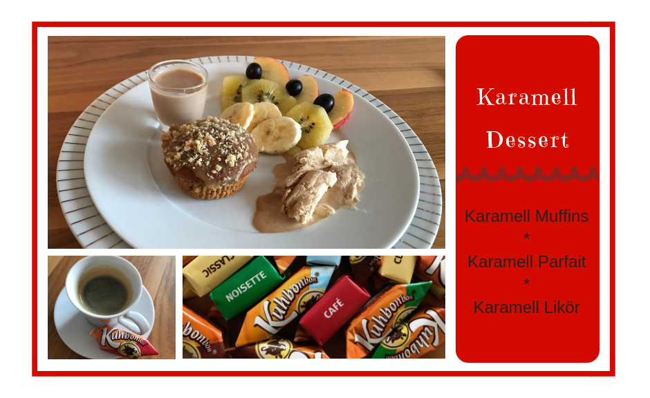 Karamell Dessert