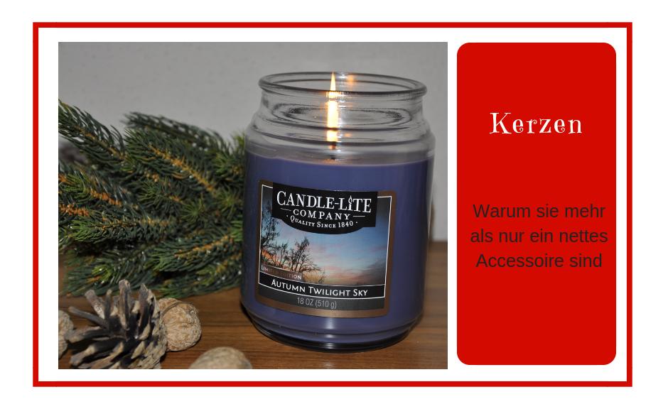 Candle-Lite Kerzen - mehr als nur ein nettes Accessoire