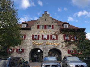 Frickenhausen - Hotel Weingut Meintzinger