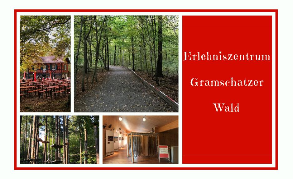Erlebniszentrum Gramschatzer Wald