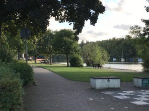 Veitshöchheim - Mainlände