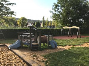 Veitshöchheim - Spielplatz Kleinkindbereich