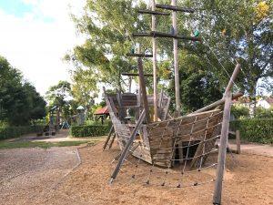 Veitshöchheim - Spielplatz Piratenschiff