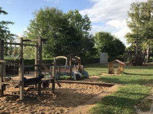 Veitshöchheim - Spielplatz Sandstation