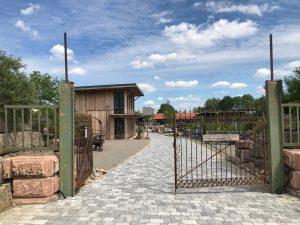 Brückenbaron Eingang