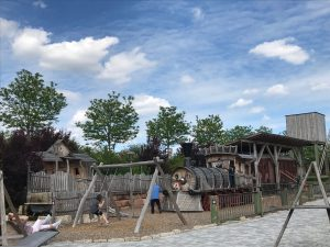 Brückenbaron - Spielplatz