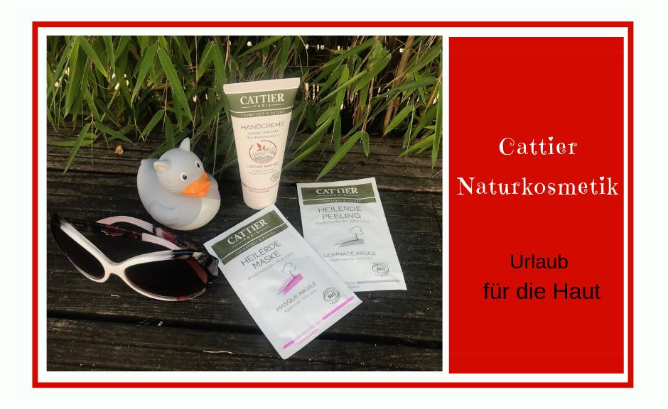 Cattier Naturkosmetik